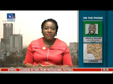 Network Africa: Discussing Unemployment In Nigeria With Abiola Salami