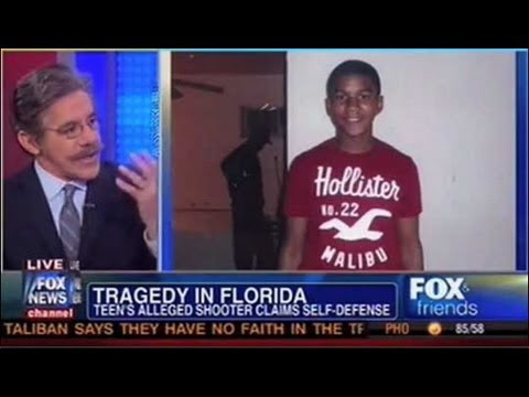 Trayvon Martin Hoodie Apology By Geraldo Rivera