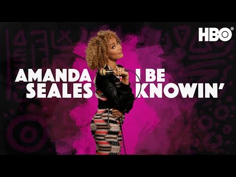 Miss Casey Carter - Amanda Seales Comedy Special Is Coming!