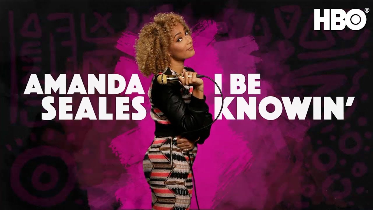 'Amanda Seales: I Be Knowin' Comedy Special Official Promo | HBO