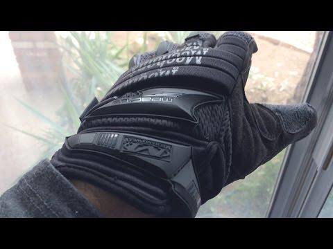 Mechanix Wear Tactical M-pact 2 gloves unboxing