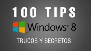 100 Tips Trucos Secretos de Windows 8 - 98 Sincronizar-Respaldar Archivos en Skydrive