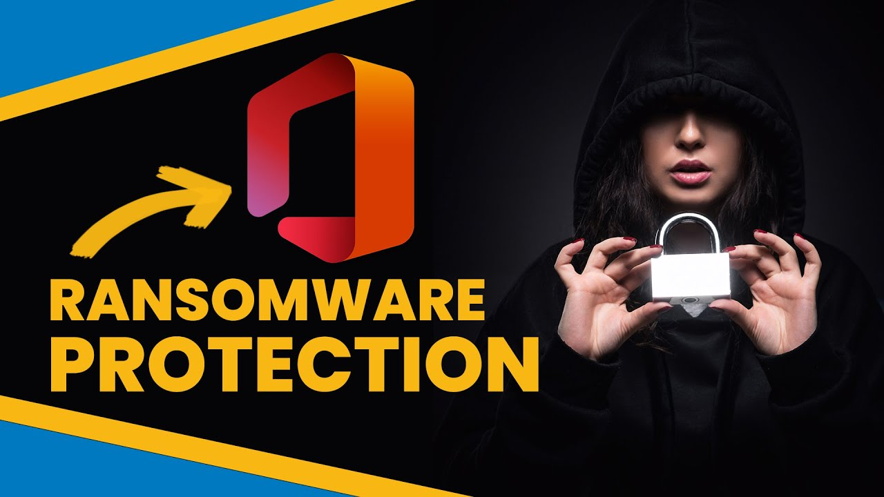 Understanding Microsoft 365 End-to-End Ransomware Protection