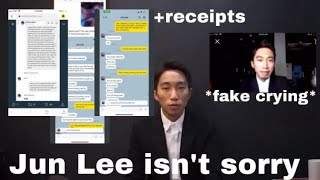 Gambar cover Everything You Should Know About Jun Lee + receipts    The Korean Onision