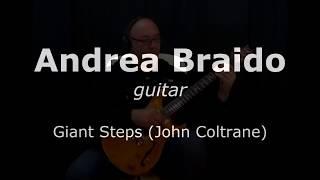 Andrea Braido - Giant Steps (John Coltrane) Resimi
