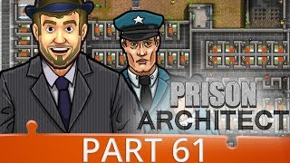 Prison Architect Season 4 - Ep 61 - Another Workshop - Gameplay (1440p)