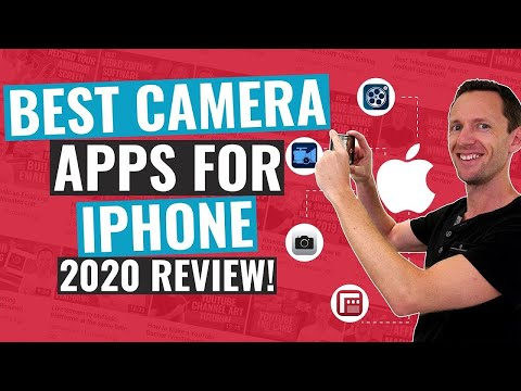 Best Camera App for iPhone (2020 Review!)