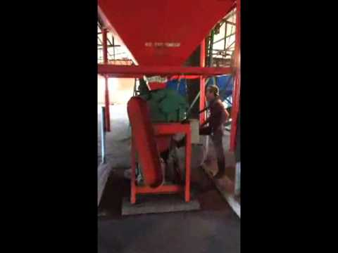 Video of Small Scable Organic Fertilizer Production System, Taken in China