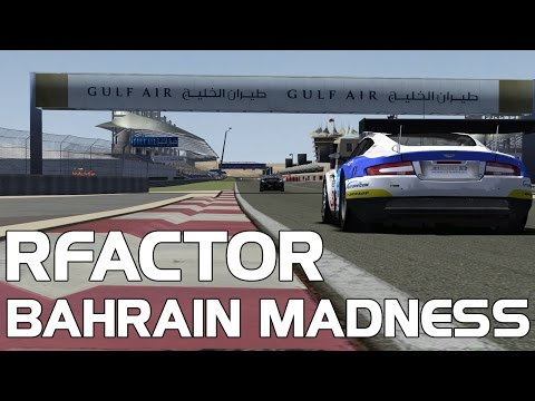 Bahrain Madness