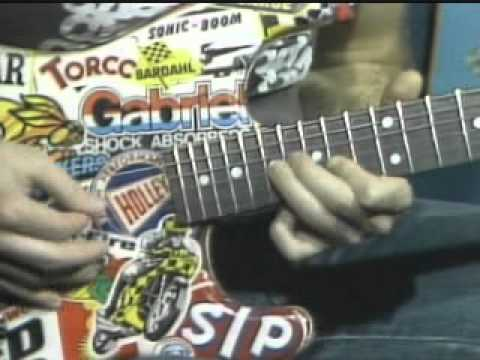 steve vai style-Quick licks- by mike wolf part 5