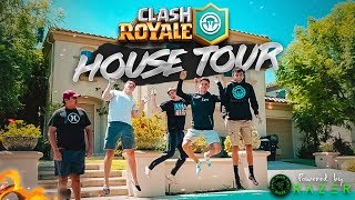 NEW Immortals Clash Royale TEAM HOUSE!