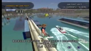 Let's Play Wakeboarding Unleashed Level 4: Florida