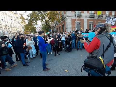 #CanalRojigualda1 Comunicado de BOMBEROS por la VERDAD y la LIBERTAD