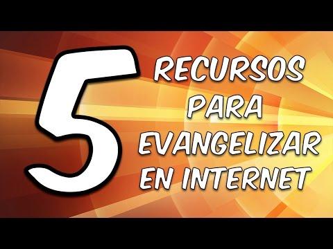 5 RECURSOS para EVANGELIZAR en la RED | #iMisión