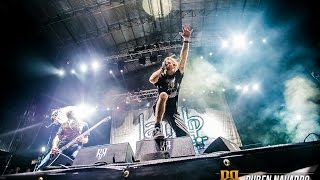 Gambar cover Lamb of God - 11. In Your Words (The Passing Intro) @ Live at Resurrection Fest 2013 (01/08, Spain)