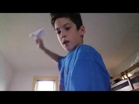 Loudest paper popper on earth