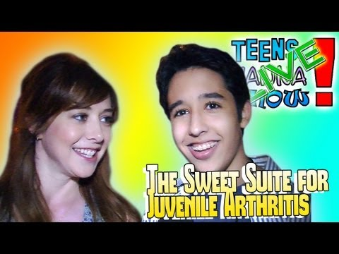 Teens Wanna Know  The Sweet Suite Benefit for Juvenile Arthritis Red Carpet s