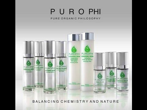 PUROPHI - Organic Cosmeceuticals