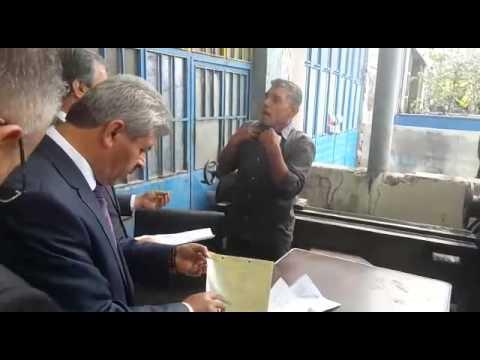Nevşehir Sanayi Esnafını AKP Bitirdi