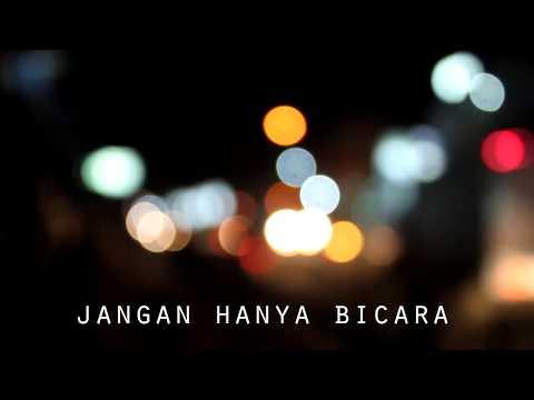 The Overtunes Feat Monita Tahalea-Bicara (Lyric)