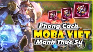 Liên Quân   Phong Cách Lên Đồ MOBA Việt - Max Lên Mặt Nạ Berith Tưởng Yếu Mà Lại Mạnh Không Tưởng?