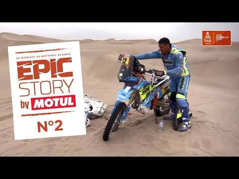 Epic Story by Motul - Stage 5 - English - Dakar 2019