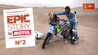 Epic Story by Motul - Stage 5 - English - Dakar 2019