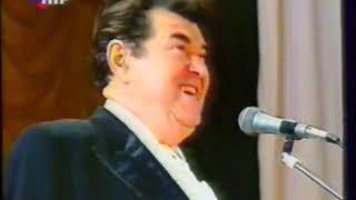 Русские песни Вдоль по Питерской и Выхожу один я на дорогу Борис Штоколов Shtokolov Vdol Po Pitersko