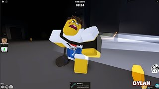 ROBLOX GUESTY TELAMON JUMPSCARE
