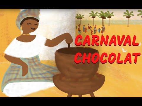 Carnaval chocolat - comptine antillaise - enfant - danser - carnaval