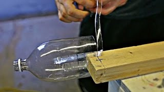 DIY Rope from Plastic Bottles