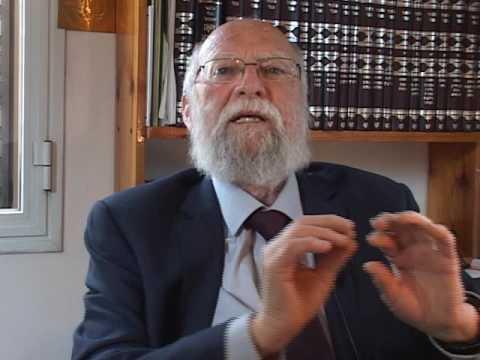 Stop Being Jewish: Make Aliyah  with Rabbi Nachman Kahana