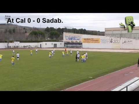 ATLÉTICO CALATAYUD 1 - 0 CD SADABENSE