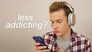 Is the smaller iPhone 12 Mini less addicting?!