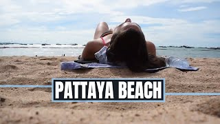IS PATTAYA BEACH WORTH IT? -- Solo Traveling in Thailand  //  237
