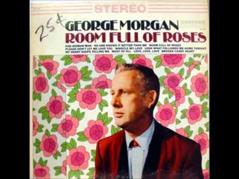 George Morgan-My Heart Keeps Telling Me