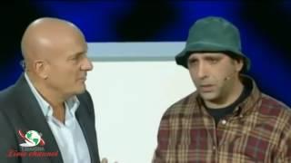 Checco Zalone imita Micheli Misseri  TUTTO DA RIDERE!!!!