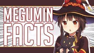 Megumin Explained! 5 Facts About Megumin - Konosuba