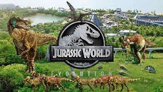 Jurassic World: Evolution - Species Megalist (Predictions and Wishlist) [PART 1]