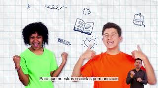 UNICEF Vuelta a Clases, Preadolescentes versión español