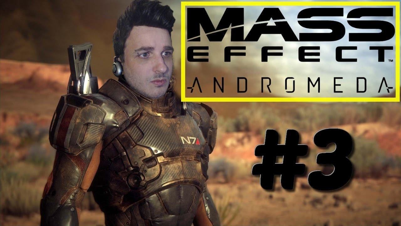 X5 Ghost Mass Effect Andromeda: [ MASS EFFECT ANDROMEDA FR ] Un Mystérieux Laboratoire #3