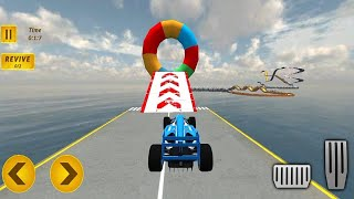 Formula Ramp Car Stunts 3D 2020 #2 - Impossible Car Stunts - Android GamePlay FHD #CarGames