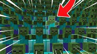 HANGİSİ SAHTE ZOMBİ? 😱 - Minecraft