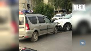Обзор аварий  Водитель Калины насмерть сбил женщину, Слободской район  Место происшествия 24 09 2021