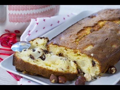 cake-aux-poires-et-chocolat-fondant-facile
