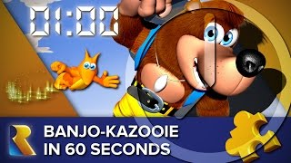 Rare Replay: Games in 60 Seconds - Banjo-Kazooie
