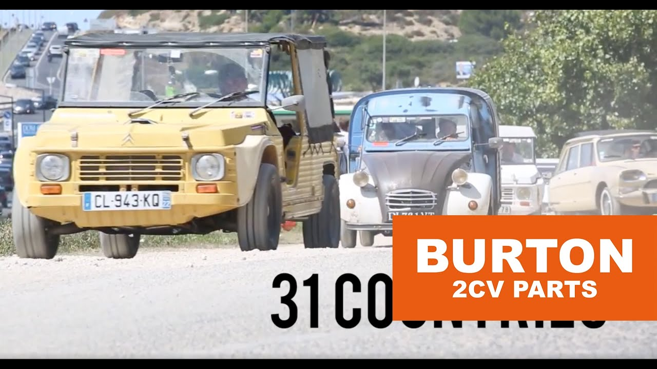 citroen 2cv world meeting 2017