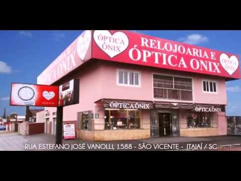 Óptica Ônix - YouTube 7f25149a3b