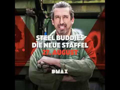 Dmax Steel Buddies Staffel 7
