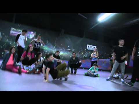 SJ2014 Challenge Battles: Riley & Chase vs. Victor & Dante